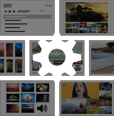 video player tools