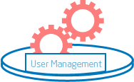 user management icon