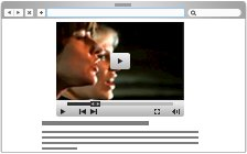 Video Player Single Video (512x430)