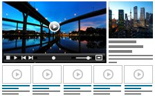 responsive video template - Selo.l-ink.co