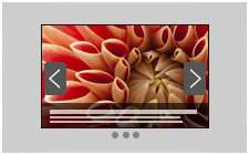 Responsive jquery slider with video