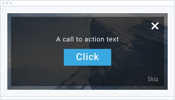 Annotation and Call to Action (CTA)