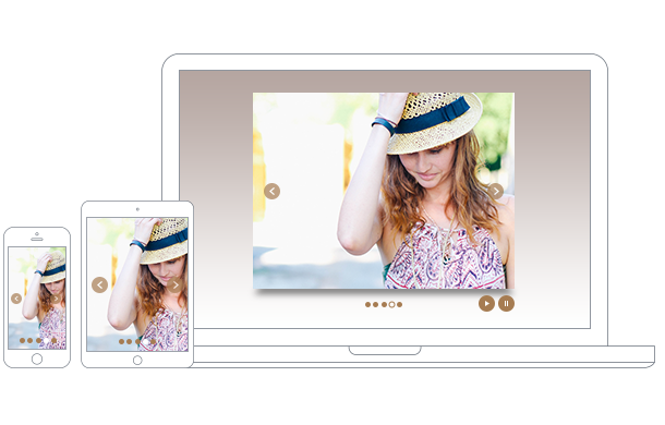 responsive video gallery