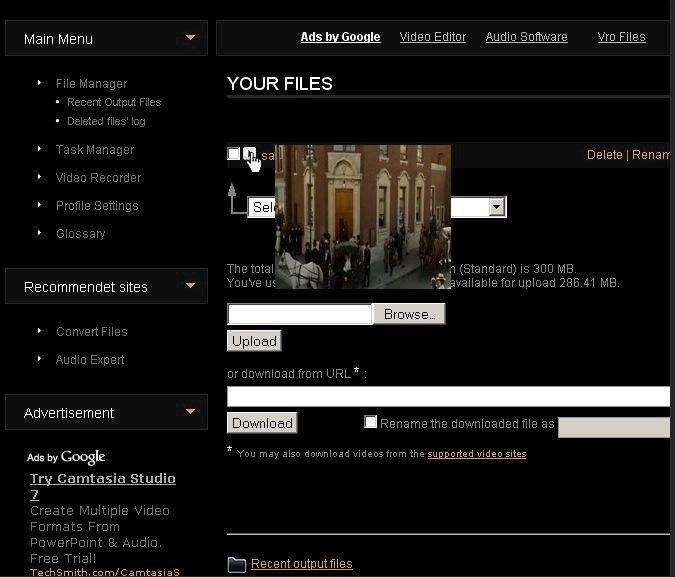 video tool box