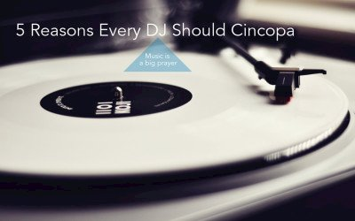 5 Reasons Every DJ Should Use Cincopa