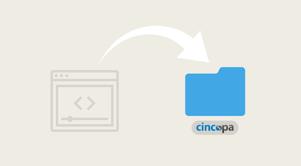 How to embed video with Cincopa Video platform