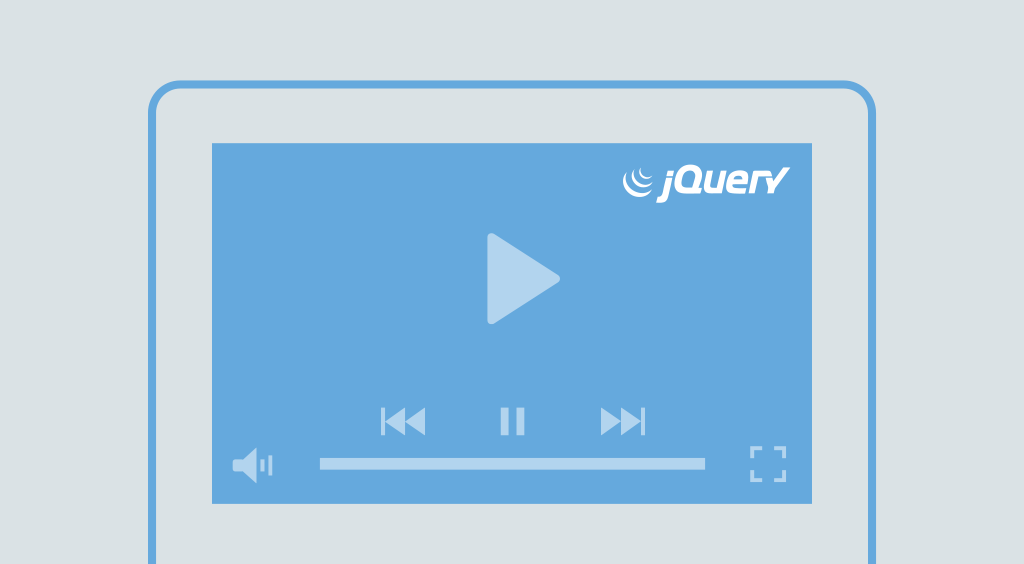 jQuery Video Player