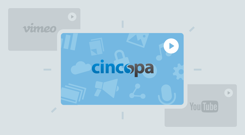 Cincopa vs Vimeo vs Youtube