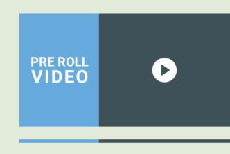Pre-roll video ads