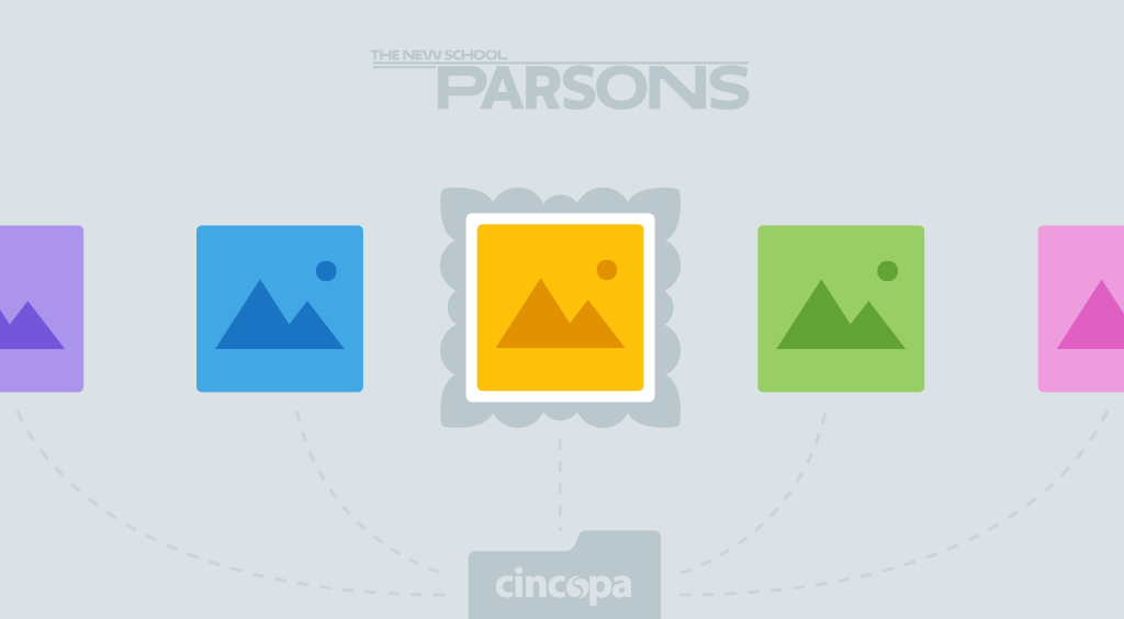 Case Study: Parsons School of Design Uses Cincopa's Media Gallery API to Display and Share Students' Artwork