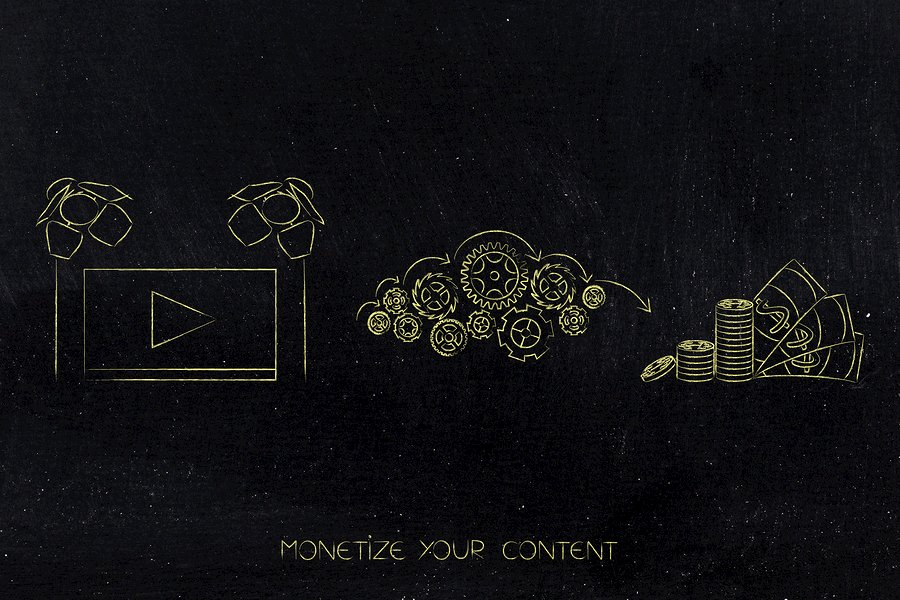 monetize your digital video content