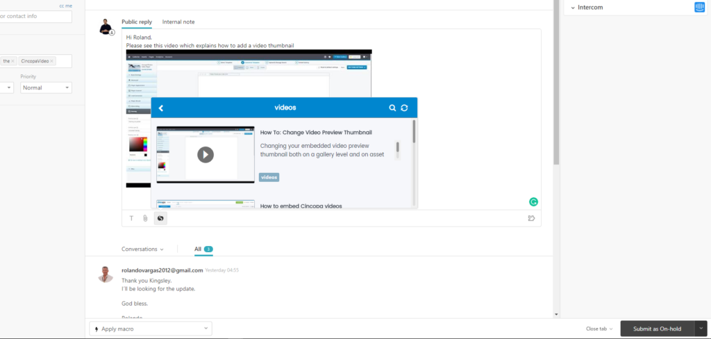 How to Enhance your Zendesk Customer Support with Video
