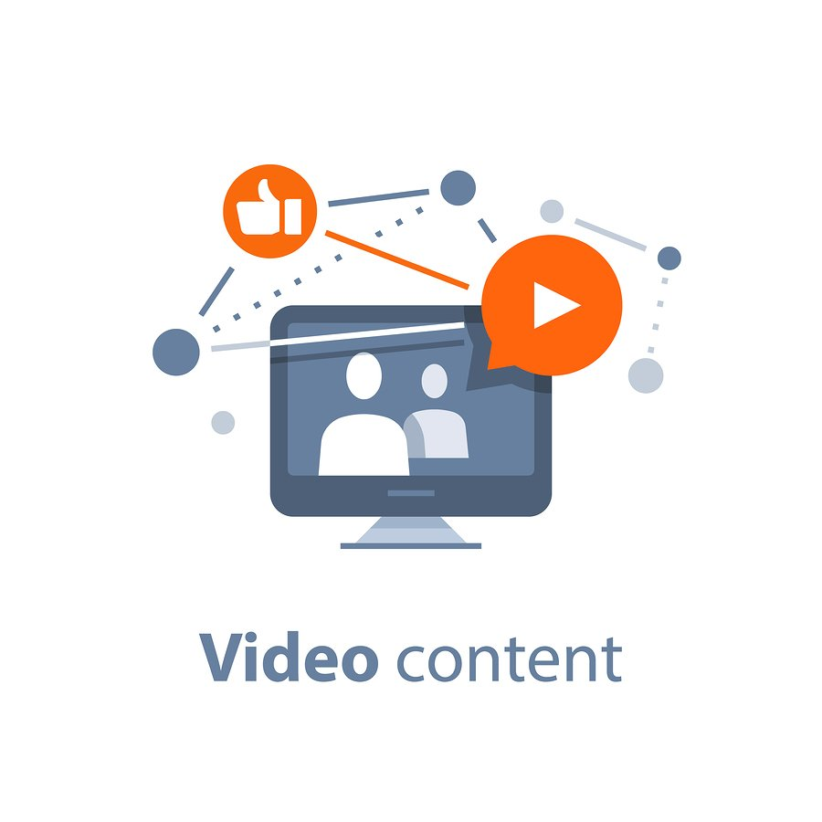 Video Content Data Visualization