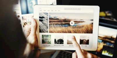 How to Design Slideshow for Business Website