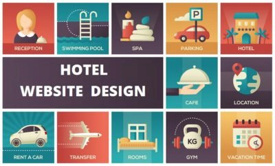 Enhance Hotel Website Design with a Stunning Photo Gallery