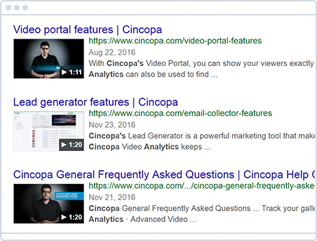Smarter SEO with Cincopa's JSON-LD Embed Code for Rich Media