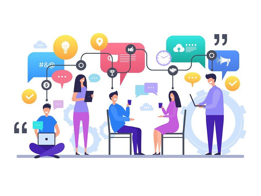 video for internal communication