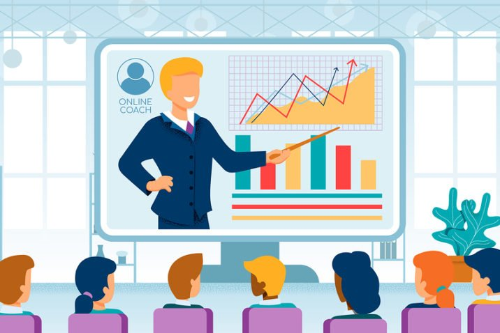 make an employee training video