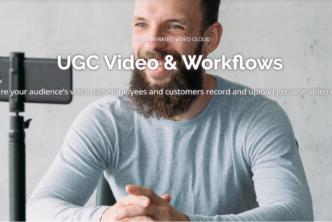 Introducing Cincopa's UGC Video - Uploader, Recorder and Workflow API