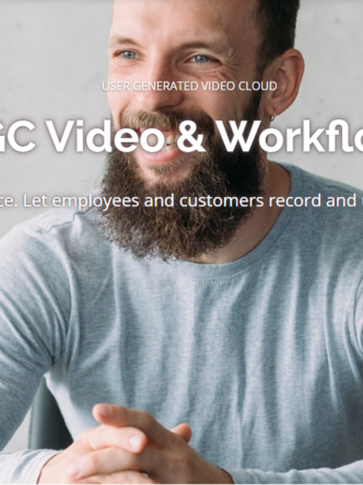 Introducing Cincopa's UGC Video - Uploader, Recorder and Workflow API