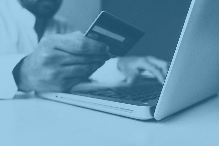 credit card computer