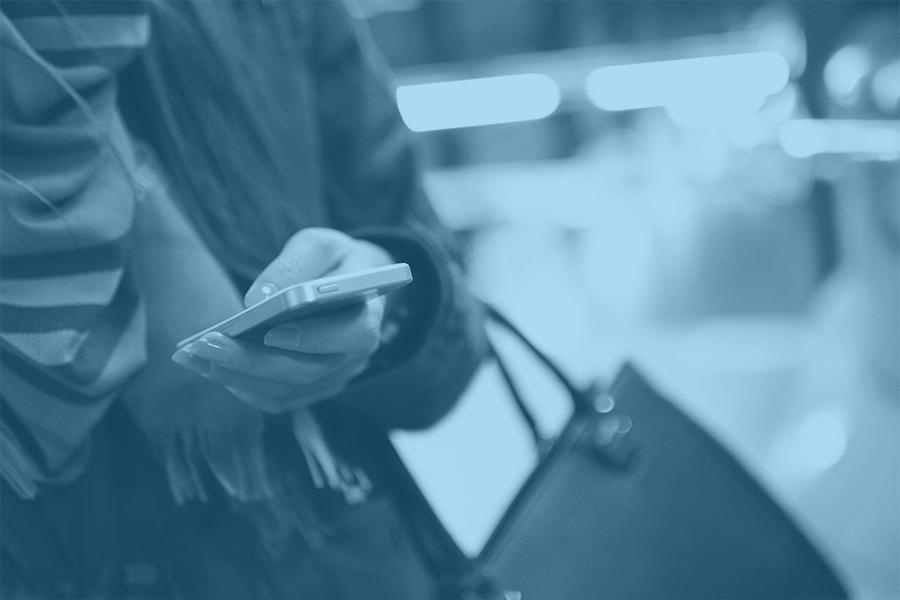 mobile phone shopper