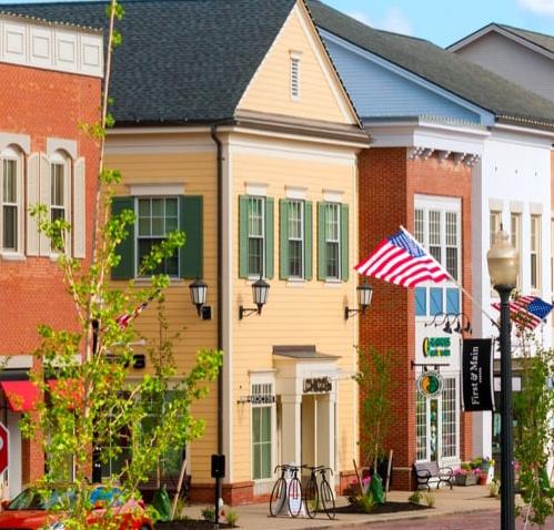 small town americana